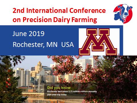 Pdf 2019 Precision Dairy Farming 2016precision Dairy